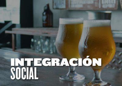 Integración social